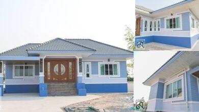 Photo of บ้านเดี่ยวชั้นเดียว ขนาด 3 ห้องนอน 2 ห้องน้ำ 1 ห้องครัว *งบประมาณเริ่มต้น 1.2 ล้านบาท