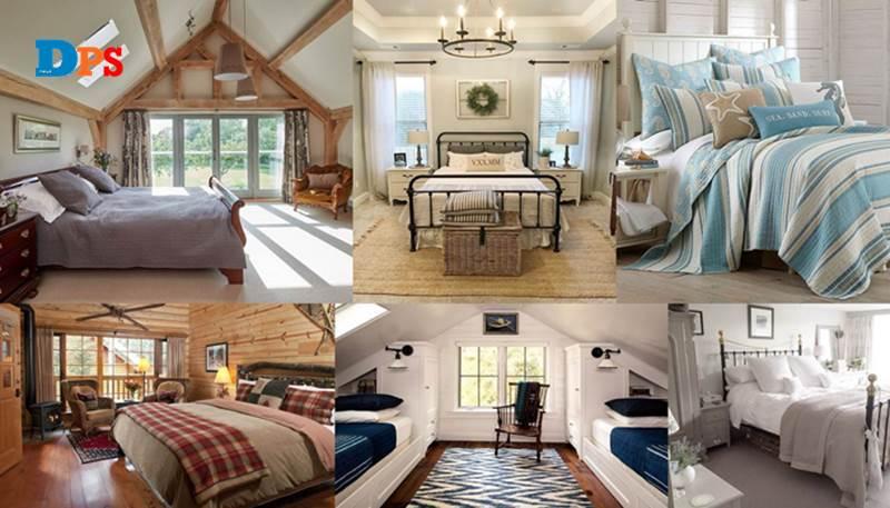 Photo of ไ อเดียแต่งห้องนอน สวยเรียบง่ายสบายตา ในสไตล์คอจเทจ เพิ่มความน่าอยู่ของบ้าน
