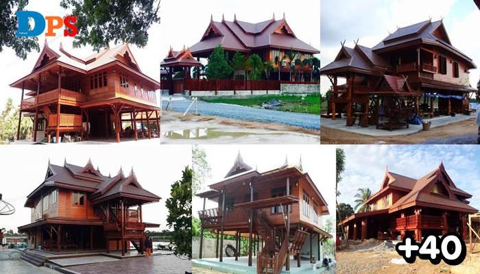 Photo of 40 ไอเดีย บ้านทรงไทย สวยโดนใจทุกหลัง บ่งบอกความเป็นไทยที่แท้จริง