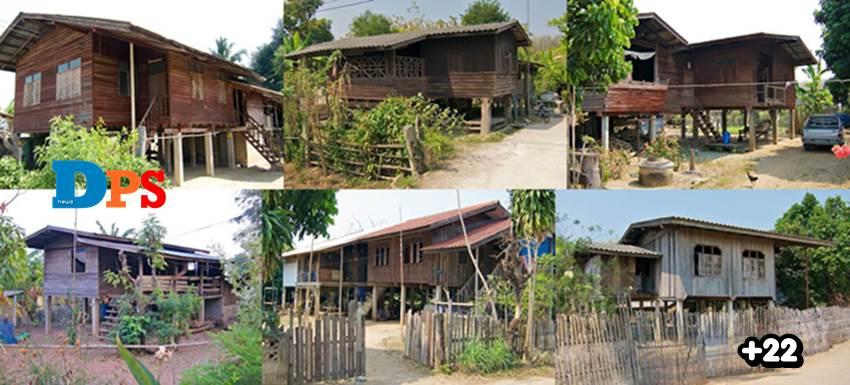 Photo of รวม 22 แบบบ้านไทยๆยกพื้นสูง ที่หาดูยาก บ้านไทยสไตล์ชนบท บรรยากาศบ้านๆของ จ ริ ง