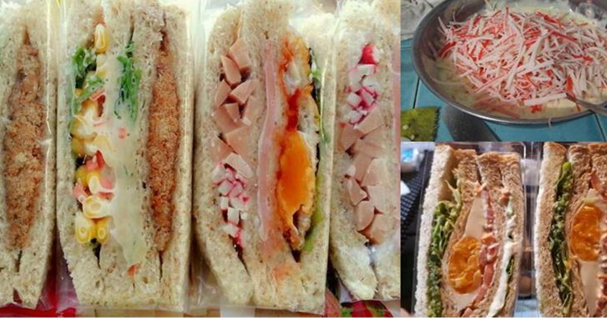 Photo of สอนทำแซนด์วิชให้อร่อย ขายง่าย สร้างรายได้สำหรับคนอยากหาอาชีพเสริม