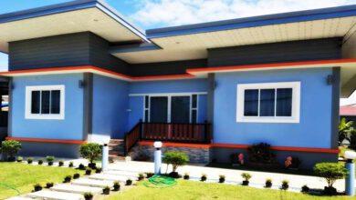 Photo of บ้านสวยชั้นเดียวสไตล์โมเดิร์น 4ห้องนอน 2 ห้องน้ำ จบที่1 ล้านบาท