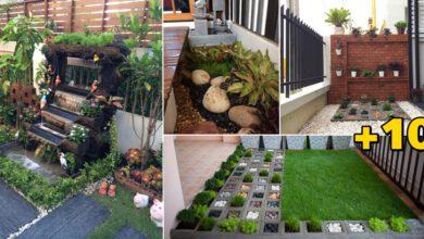 Photo of ไอเดีย จัดสวนมุมบ้านสวยๆ โดยใช้พื้นที่น้อย