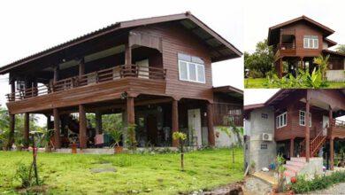 Photo of บ้านไทยๆใต้ถุนสูง สไตล์ชนบทของแท้ 2ห้องนอน2ห้องน้ำ สวยงาม บรรยากาศล้อมด้วยสวน