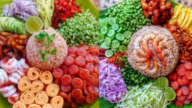 Photo of วิธีทำข้าวคลุกกะปิ