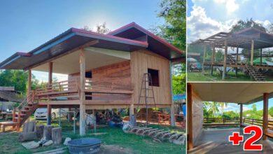 Photo of บ้านสวนหลังน้อย ขนาดกะทัดรัด เหมาะสร้างไว้พักผ่อน
