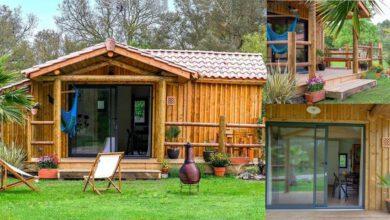 Photo of บ้านชั้นเดียวสไตล์รีสอร์ท ไอเดียสร้างบ้านสวน ท่ามกลางธรรมชาติ