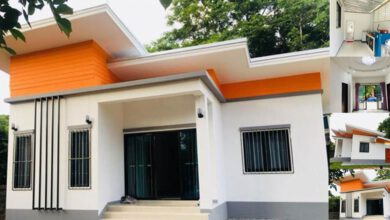 Photo of บ้านโมเดิร์นชั้นเดียวโทนสีขาว 3ห้องนอน 2ห้องน้ำ ประมาณ 595,000 บาท