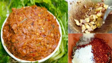 Photo of แบ่งปัน สูตรทำแจ่วบอง หอมอร่อย เก็บไว้กินได้นานเป็นปี