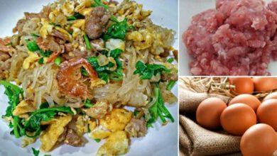 Photo of บอกสูตรความอร่อย เส้นเล็กผัดไข่ อร่อยง่ายๆที่บ้าน ทำตามได้