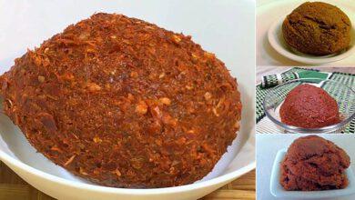 Photo of 10สูตรพริกแกง ทำง่าย ทำเองที่บ้านได้ อร่อยเข้มข้น