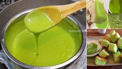 Photo of แ บ่งปันวิธีทำ ขนมปังสังขยาหอมใบเ ต ย อร่อยเ ต็มคำ