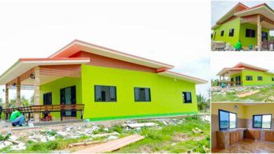 Photo of บ้านโมเดิร์น โทนสีเขียวน่าอยู่ 2ห้องนอน งบประมาณ 750,000