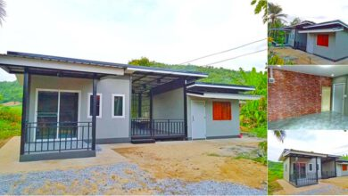 Photo of บ้านกลางสวนกะทัดรัด 2 ห้องนอน 1 ห้องน้ำ งบประหยัด 350,000 บาท