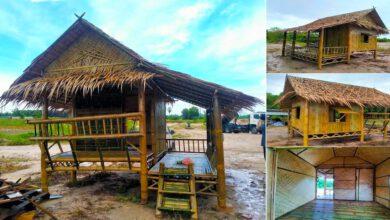 Photo of ไอเดียบ้านไม้ไผ่ ขนาดกะทัดรัด เพื่อการพักผ่อน งบประมาณ 35,000 บาท
